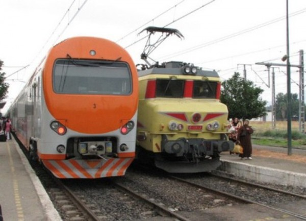 Train Service Between 3 Casablanca Stations Will Be Suspended for 24 Hours on Sunday: ONCF