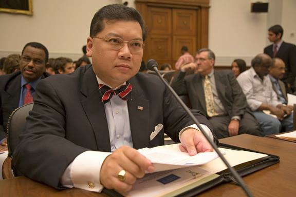 Peter Pham, director of the Africa Centre in the influential US think tank Atlantic Council