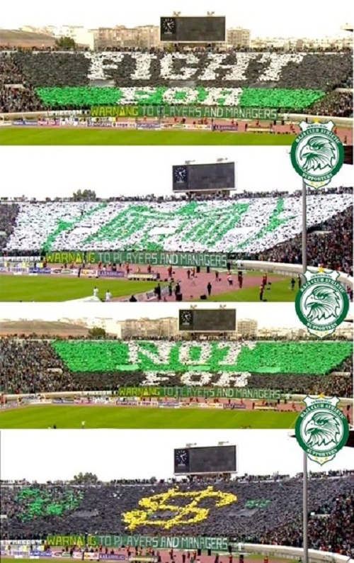 Raja Casablanca's 'Tifo', the best in the world