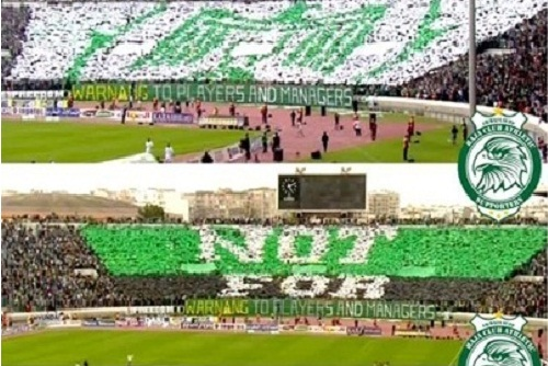 Morocco\'s Raja of Casablanca Fans are World\'s Third Best Ultras of ...