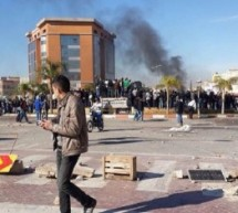 40 injured in clashes between students and police in Oujda
