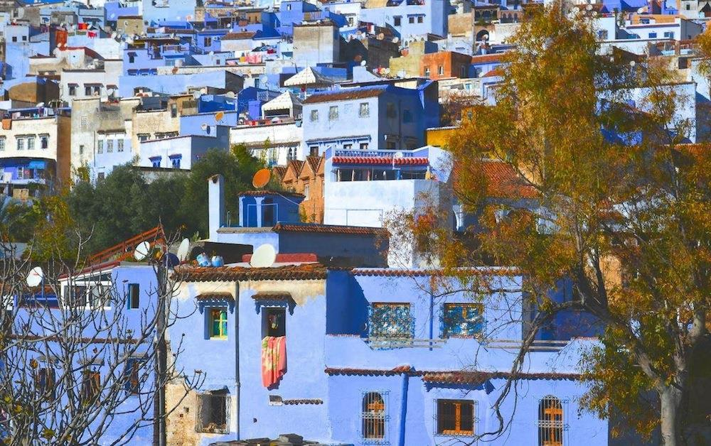 Chefchaouen, Morocco, Tourism,