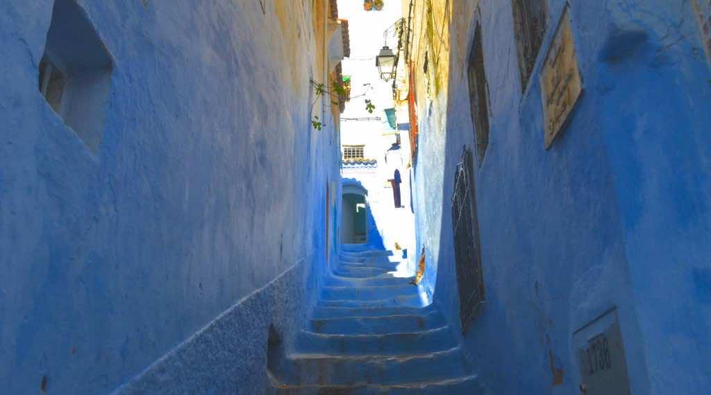 Chefchaouen, Morocco, Tourism