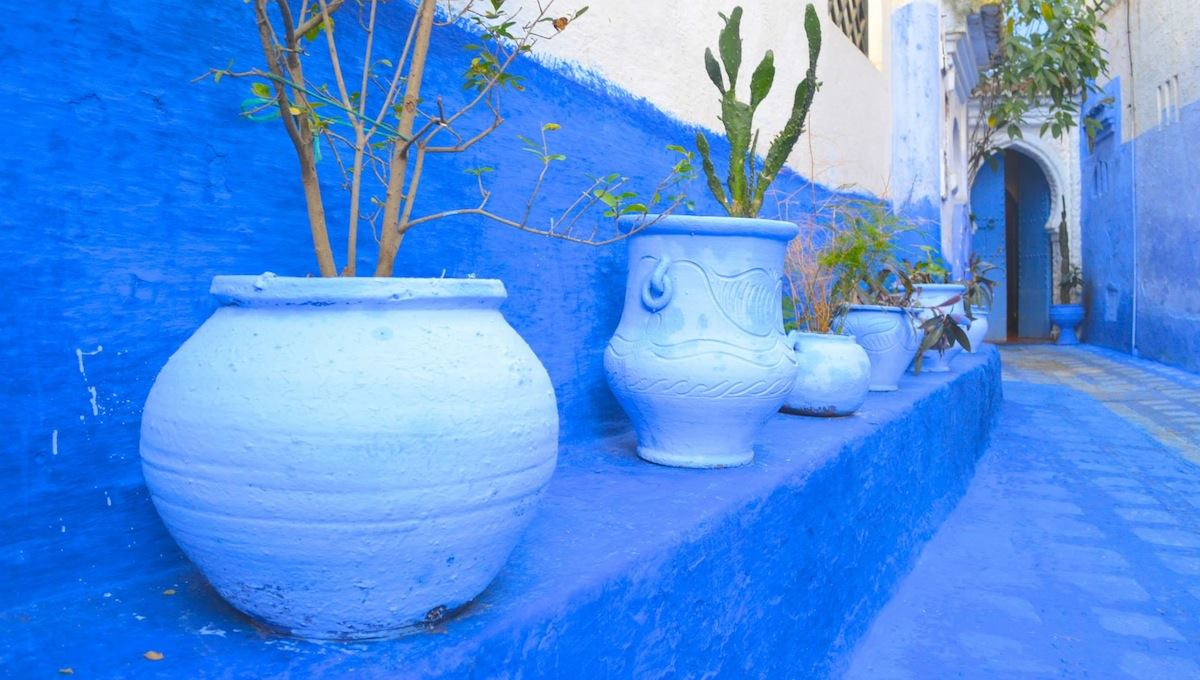 Chefchaouen, Morocco, Tourism.