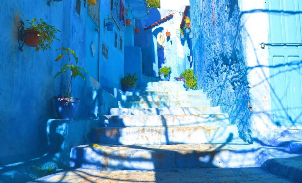 Chefchaouen, Morocco, Tourism.