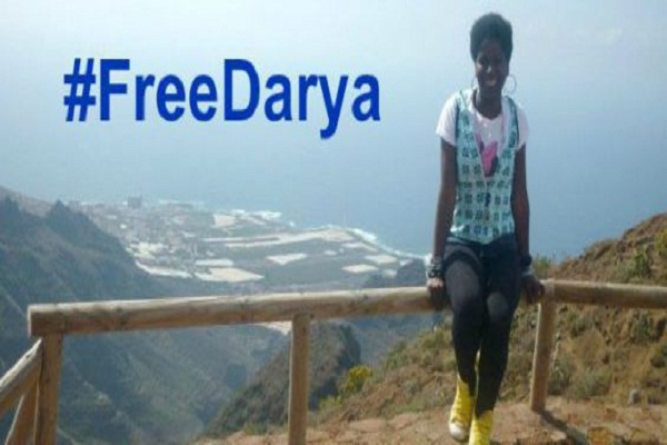 Darya, Another Girl Who Calls For Her Liberation From Tindouf Camps