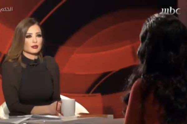 K Elkilany MBC Anchor Wafaa ElKilany