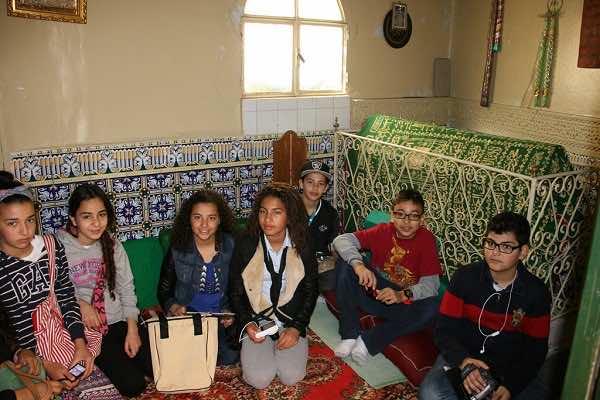 Medina tour Ibn Batuta