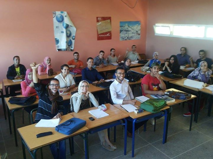 Moroccan English Language Teachers
