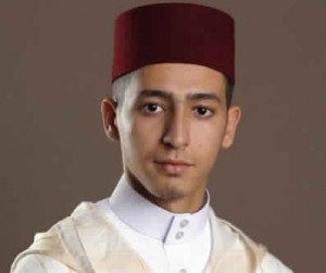 Moroccan Hamza Ouarch, World's Best Reciter of the Quran