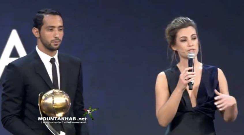 Morocco's Benatia Named 2014's Best Arab Footballer