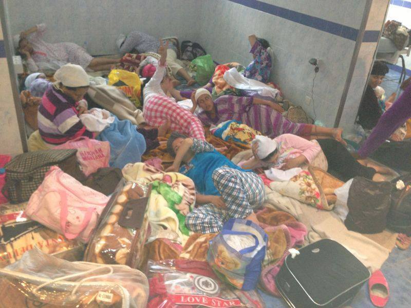 Facebook Page Exposes the Poor Conditions of Morocco's Public