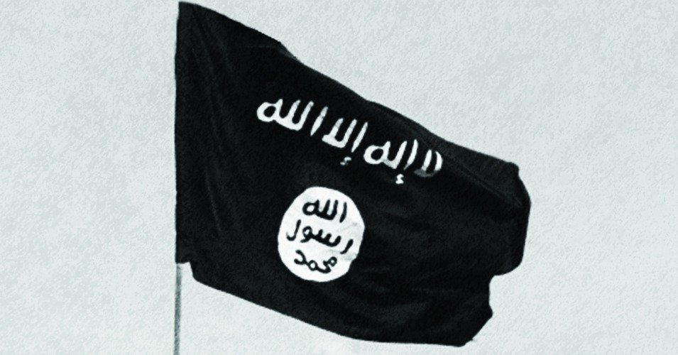 Teenager Arrested for Drawing Flag of ISIS on Walls of a House