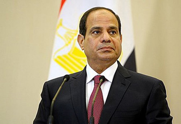 El-Sisi: Egypt's Recovery Depends on the Stability of Middle East