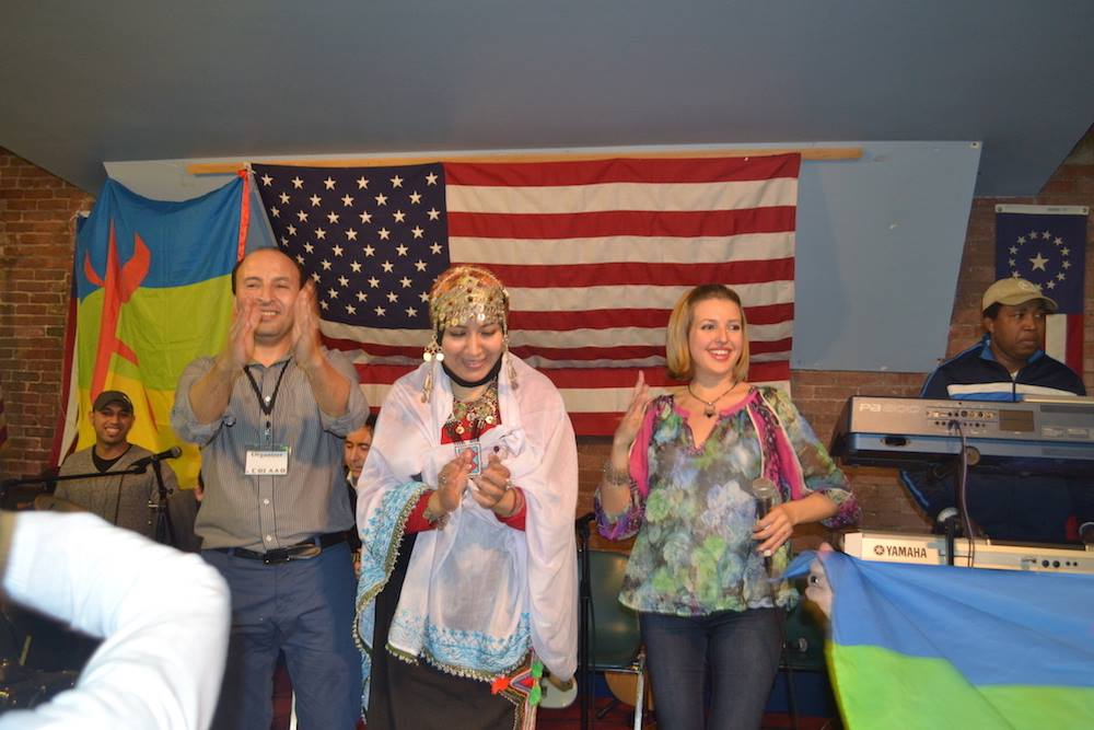 Amazigh New Year in the United States
