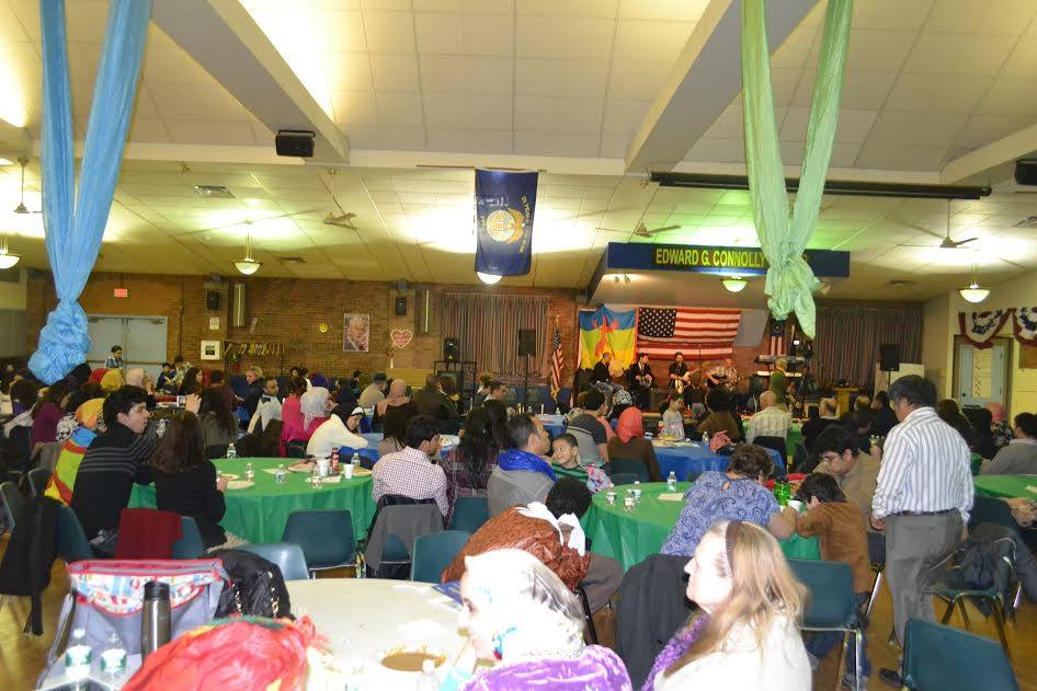 Amazigh new year in the united states for Table yennayer