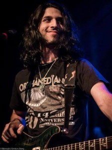 Chen Balbus is a guitarist, composer and producer at Orphaned Land, an oriental metal band, formed in 1991, under Resurrection