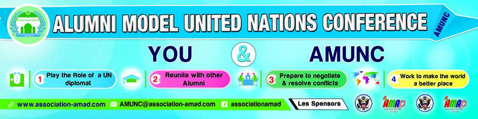 Fez to Host The Alumni Model United Nations Conference on January 30-31