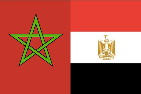 Morocco and Egypt