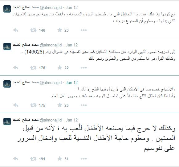 New Fatwa Prohibits Building Snowman in Saudi Arabia