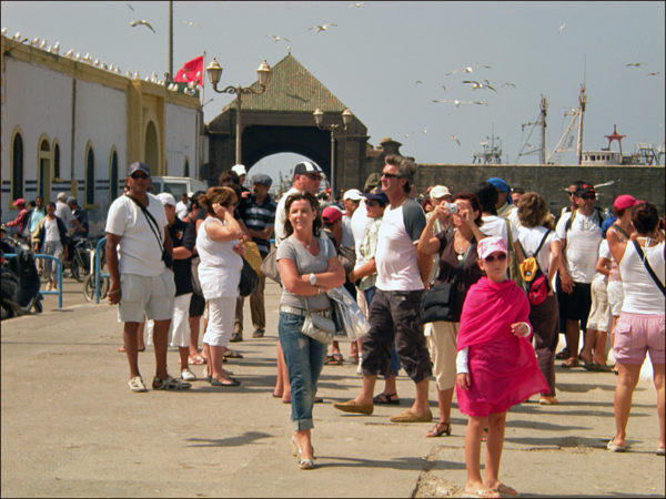Morocco's Tourist Arrivals Increase 24% During 1st Trimester of 2018