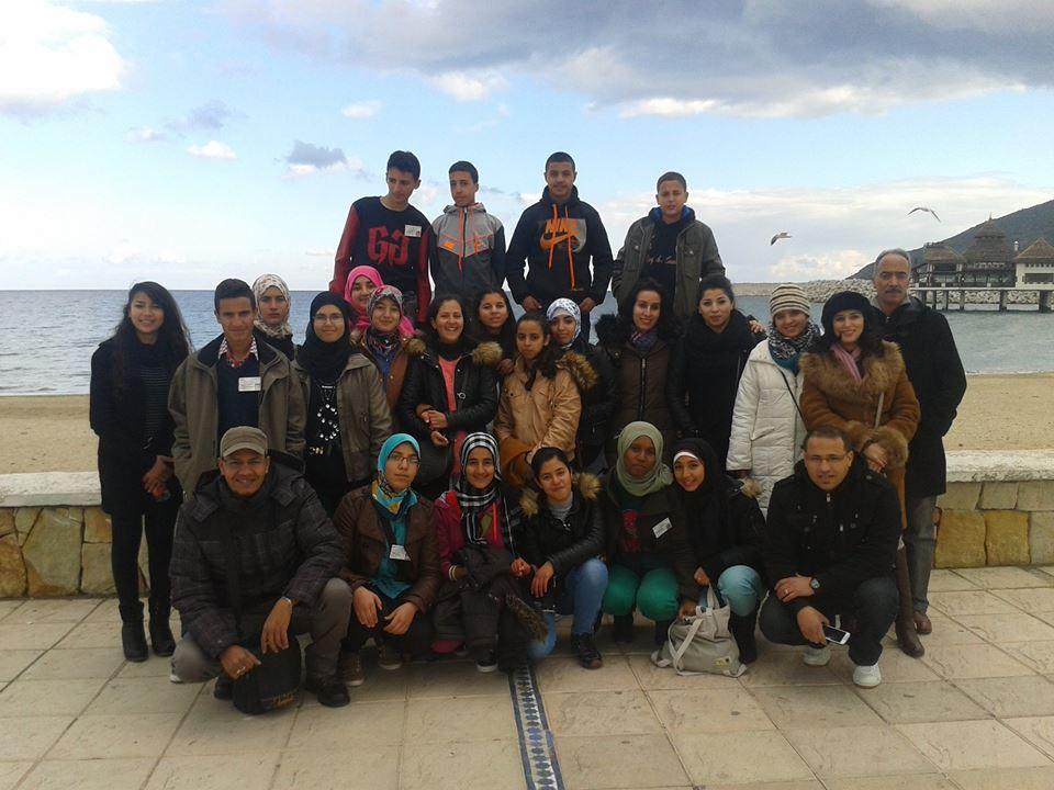 AMA Access Students' Leadership Festival in M'diq