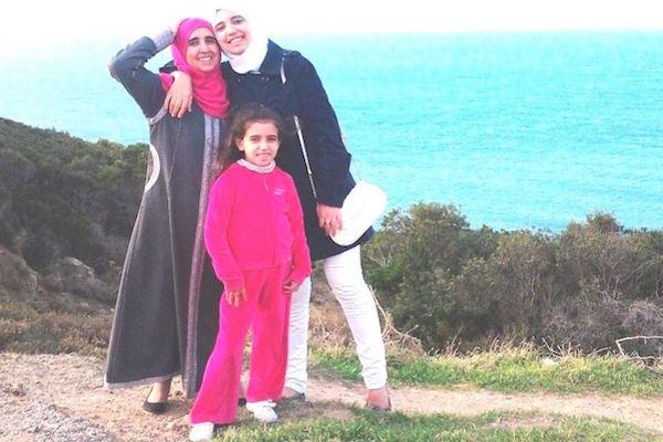 Farida Ararou in Tangier