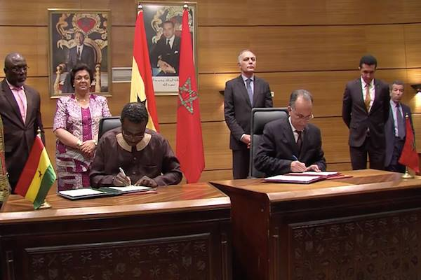 Moroccan-Ghanaian joint committee