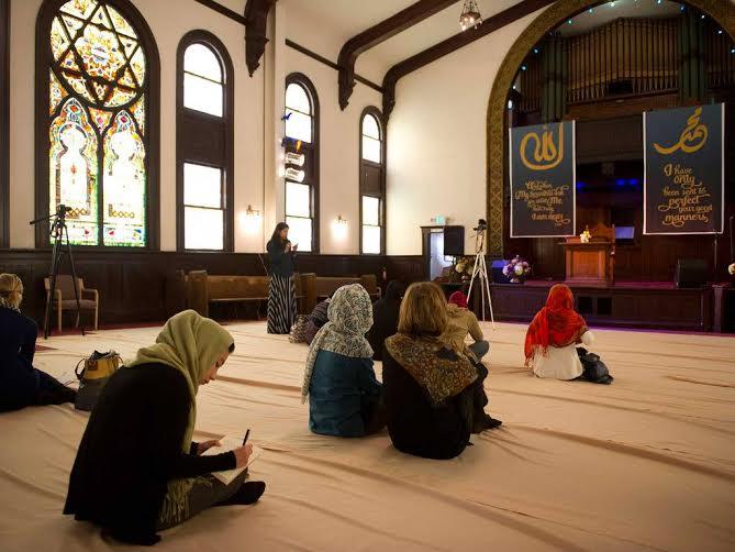 First Women-Only Mosque