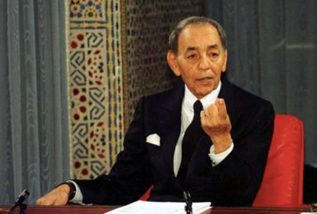 Late King Hassan II