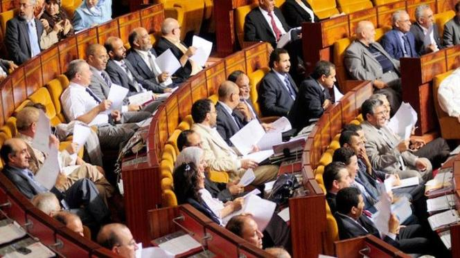 Moroccan MPs