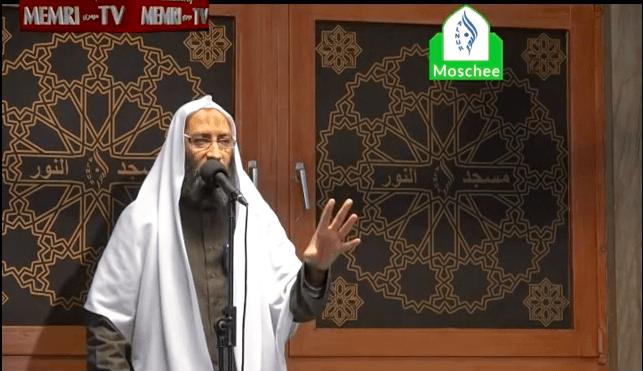 Berlin Muslim preacher