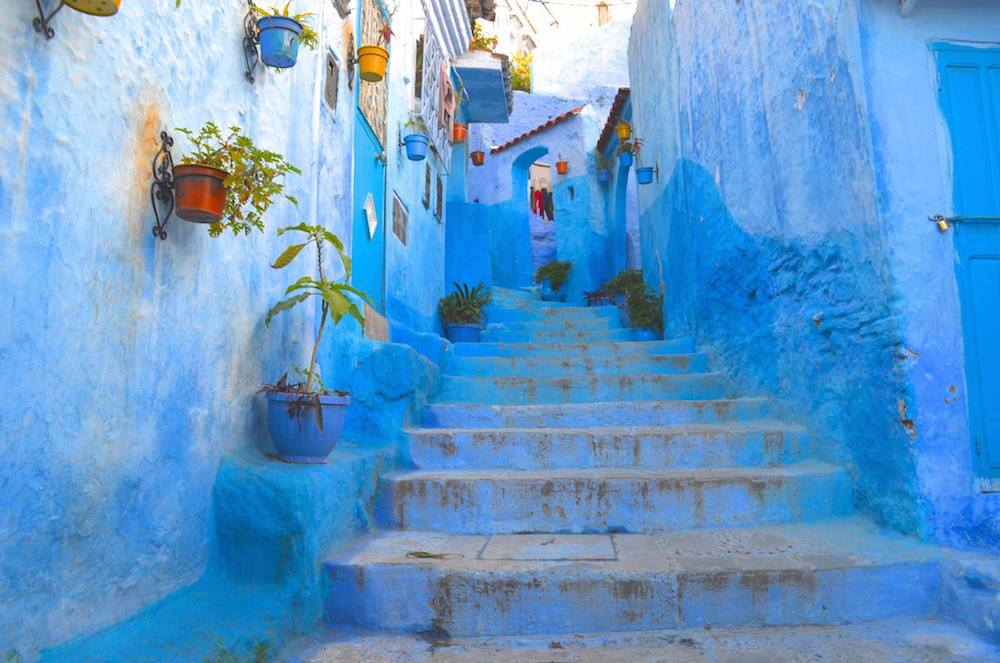The Fascinating Beauty of Chefchaouen, Morocco's Blue City