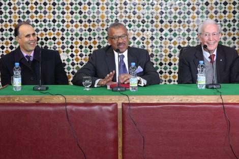 US Ambassador to Morocco Dwight Bush
