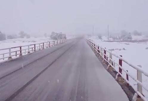 Video- Southeast Morocco Under Unprecedented Snow