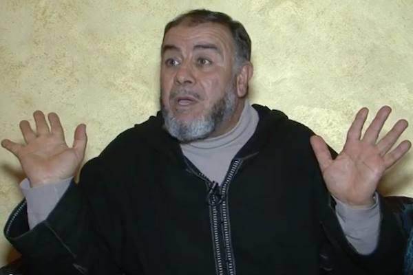 Abdellah Nahari, a Moroccan scholar