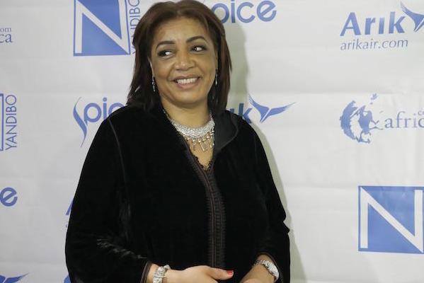 Khadija Mouh