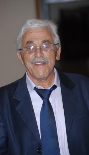 Late English professor Bouazza Bagui