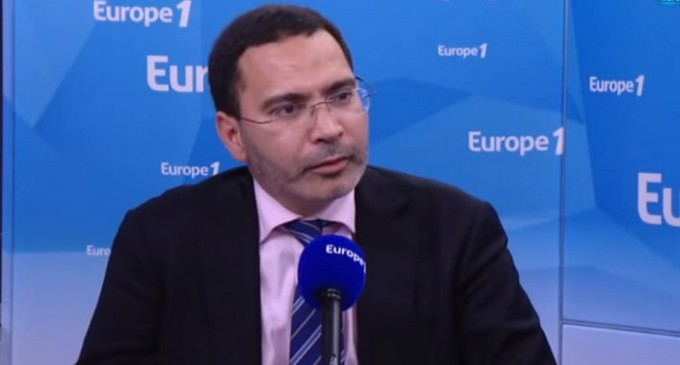 Minister Mustapha El Khalfi on Europe 1