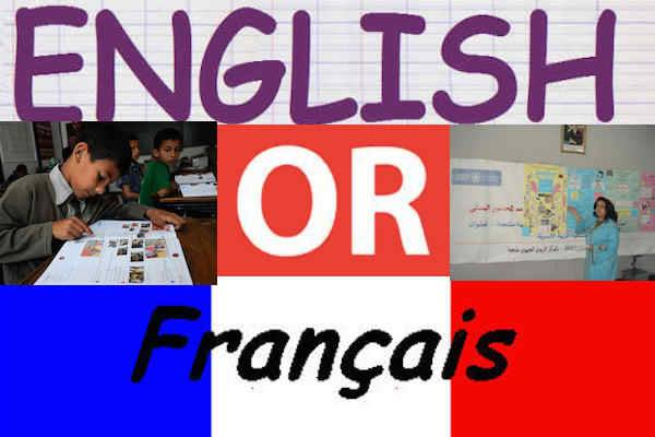 English or French