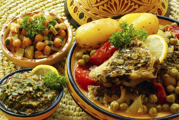 Morocco Second Best Travel Destinations For Food Lovers - Classement des cuisines