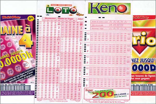 Moroccan lottery