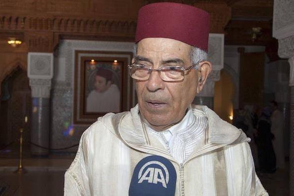 Morocccan Scholar Ahmed El Khamlichi