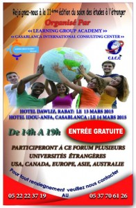 the International Education Fair