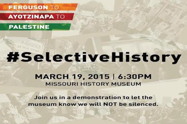 Selective History. Palestine