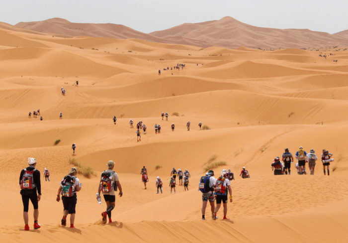 33rd Annual Marathon des Sables to Kick Off in Southern Morocco April