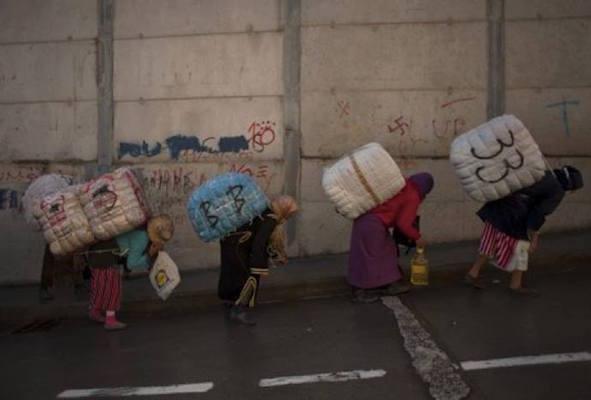 Moroccan Parliament Debates Bab Sebta Free Zone to Curb 'Mule Women''