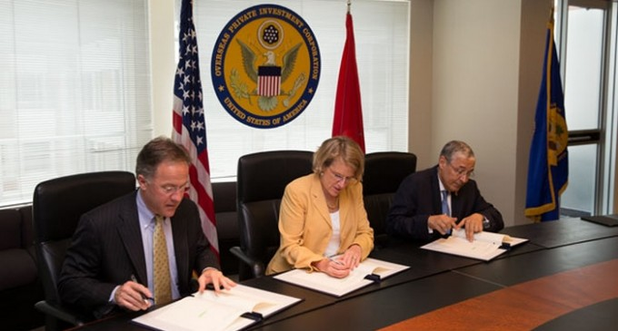 The US Development Finance institution OPIC to Invest MAD 5 billion in Morocco