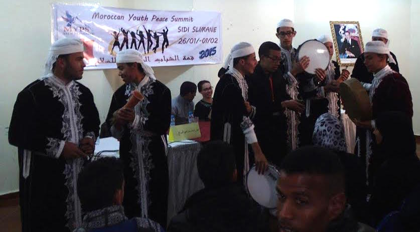 The newly established Moroccan Youth Peace Summit (MYPS)