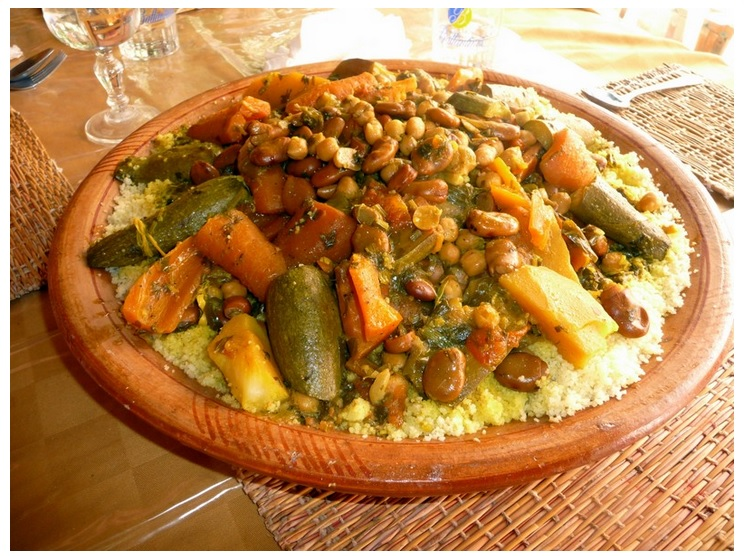 In pictures most famous authentic moroccan dishes for Authentic moroccan cuisine